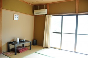 民宿部屋1