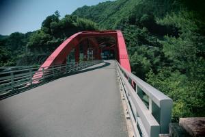 2 赤い橋